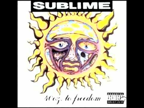 Ebin Sublime Chords E D Bm G A