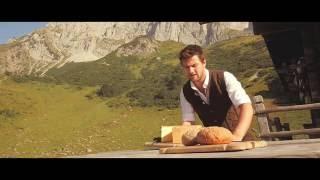 Käsen mit Johannes Hauser beim Stanglwirt