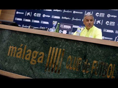 El Málaga pasa de la crisis institucional para enlazar tercer triunfo