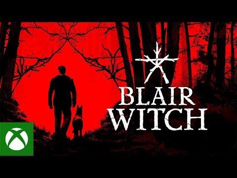 Blair Witch - E3 2019 - Reveal Trailer thumbnail