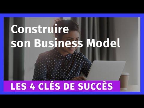 Les 4 clés de succès pour construire son Business Model