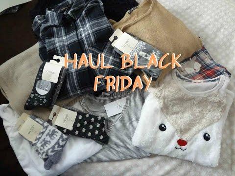 Haul Zara / Forever21 / Oysho (Black Friday 2014)