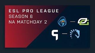 CS:GO - Team Liquid vs. Ghost Gaming  [Nuke] Map 2 - Day 2 ESL Pro League S6 - NA 2nd Stream