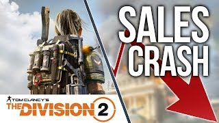 The Division 2 SELLS JUST 20% of The Division | Valve Drops Steam Review Bombs | Epic Spyware & More