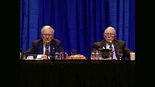 Warren Buffett gives advice on calculating the intrinsic value of a company