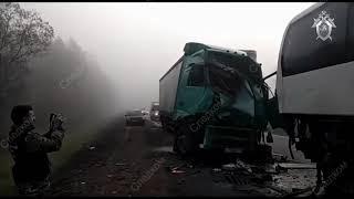 ДТП И снова автобус    подборка аварий за 16 10 2018