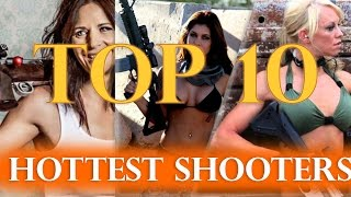Top 10 Hottest Women shooters in 2016