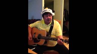 Roger Lee Martin cover of Please Daddy Don't Get Drunk This Christmas