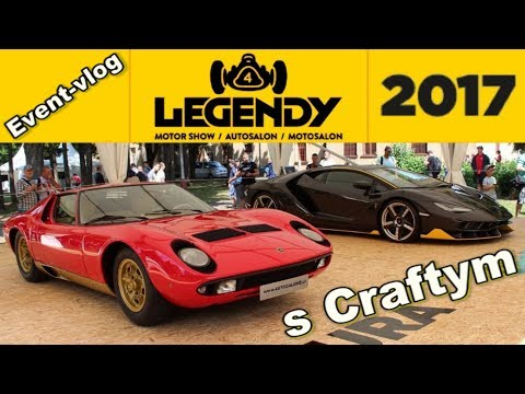 Event-VLOG #65 - Legendy 2017 s Craftym !