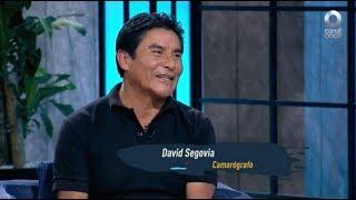 Todos a bordo - Camarógrafo. David Segovia