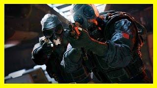 Rainbow Six Siege Gameplay - TEAM ON HIS BACK! | RB6 Siege Gameplay