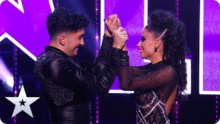 Judges' Pick Aaron and Jasmine have made the BGT FINAL! | Semi-Finals | BGT 2020