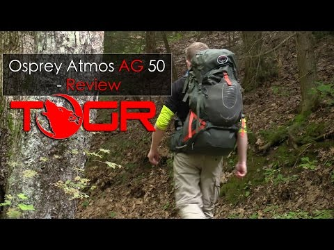 One of the Best Backpacks! – Osprey Atmos AG 50 – Review