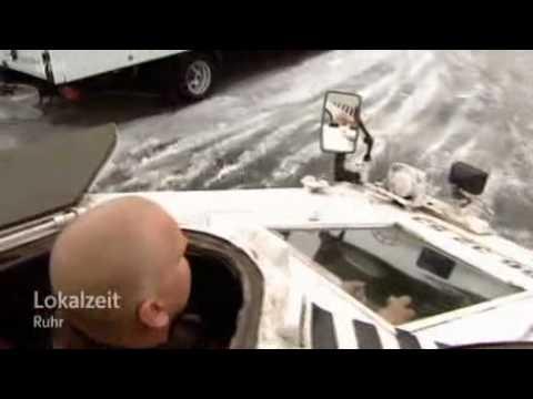 jörn hannecke und sein panzer mit strassenzulassung - street legal tank 1