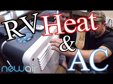 NewAir – Portable Air Conditioner Review, The Depreys Are Super Impressed!