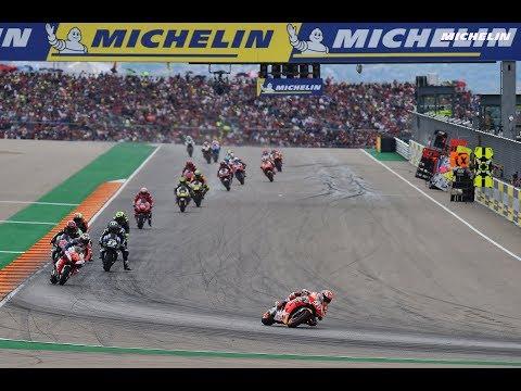 Best Moments - 2019 MotoGP -  Gran Premio Michelin® de Aragon - Michelin Motorsport