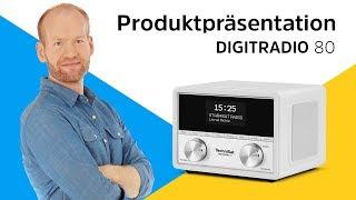 DIGITRADIO 80    Radio-Wecker der Extra-Klasse.   TechniSat
