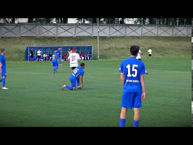 Футбольный клуб «Тверь» провел первый официальный матч в своей истории