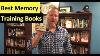 Memory Training Books | Best Memory Improvement Books
