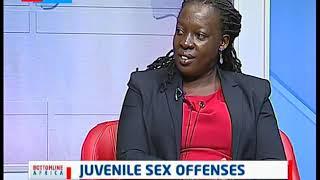 Juvenile Sex Offenses   Bottomline Africa