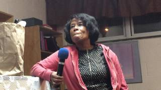 Iris Gibson, Oh Freedom by Aaron Neville (Tremont United Methodist Singles Ministry Karaoke Night)