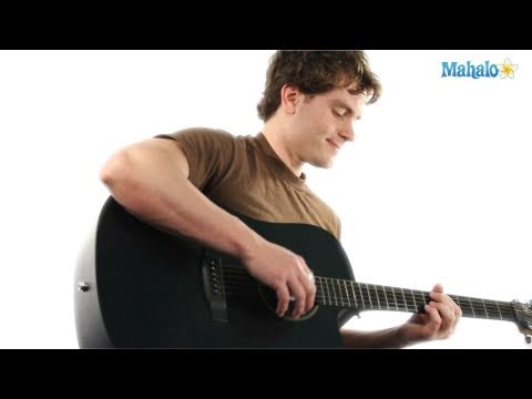 Parts of an Acoustic Guitar (Lesson 1 of 19)
