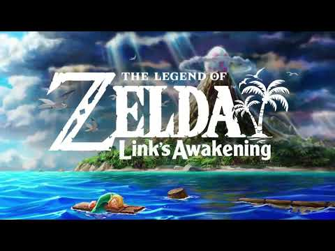 Link's Awakening - Bandes annonces - Bande annonce Remake Switch
