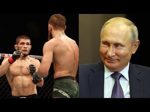 UFC 229: Khabib smashes McGregor, Putin sends congratulations