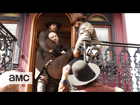 Hell on Wheels 5.11 (Preview)
