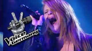 Christina Aguilera - Fighter | Selina vs. Mary-Anne vs. Chiara | The Voice of Germany 2017 | Battles