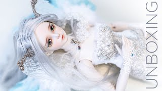 BJD Fairyland Feeple60 Rendia [Wind Of Hope] Box Opening / Unboxing