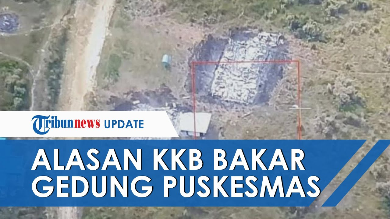Kapolda Papua Duga alasan KKB Bakar Puskesmas karena Pernah Jadi Pos Komando & Taktis Milik Aparat