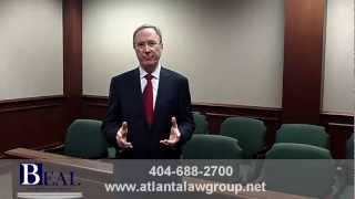 Atlanta Law Offices - Atlanta Business Disputes Lawyer Andrew Beal of The Atlanta Law Offices