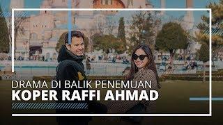 Cerita di Balik Ketemunya Koper Raffi Ahmad: Tak Terima Disepelekan hingga Pamer Follower