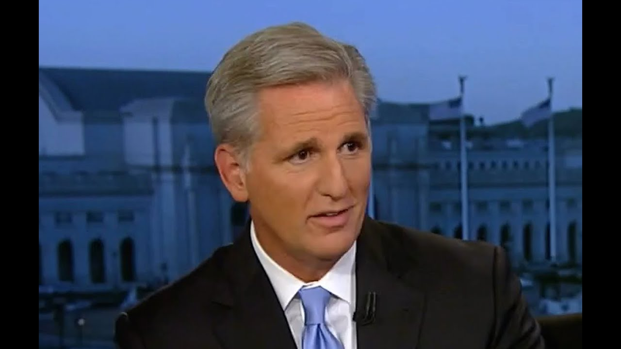 Kevin McCarthy Accuses Others Of Playing Politics Regarding Him Playing Politics thumbnail