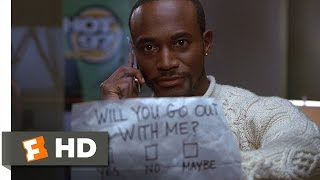 Brown Sugar (5/5) Movie CLIP - On-Air Love Confession (2002) HD