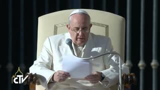 Le pape : une pleine transparence sur le chemin synodal