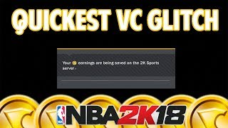 NBA 2K18 VC Glitch FASTEST GURANTEED WORKING! UNLIMITED QUICK and EASY VC! OFFICIAL 2K Plug!