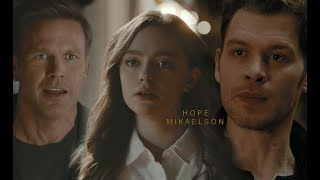 """Hope Mikaelson (+ KlausAlaric)   """"You're Not My Father!"""""""