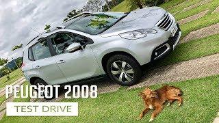 Peugeot 2008 - Test Drive