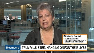 How Trump's Steel Tariffs Will Impact Jobs