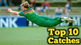Top 10 Best Catches in Cricket History till 2020