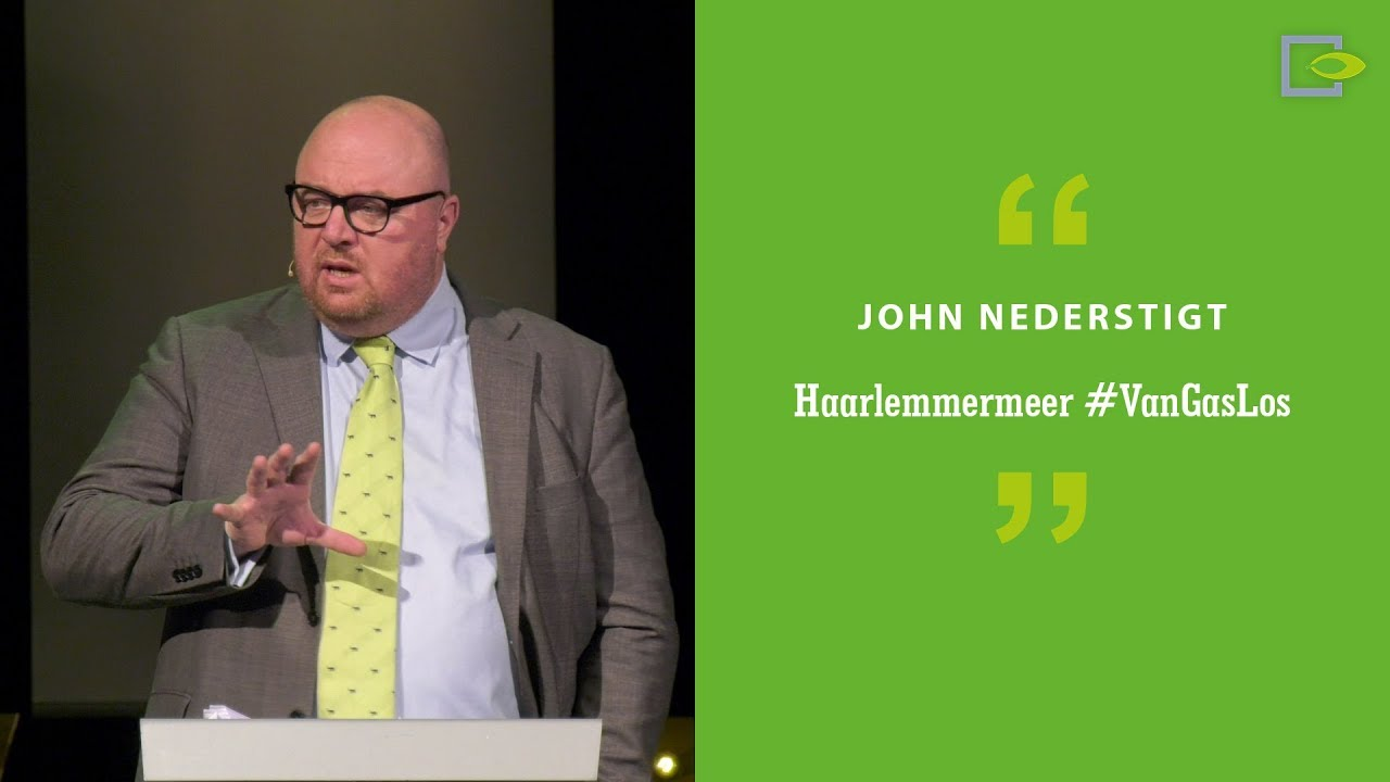 Video: Herbeleef het Duurzaam Gebouwd Congres 2018 – Keynote John Nederstigt