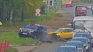 ДТП 18+ подборка аварий 04 октбря 2018 года