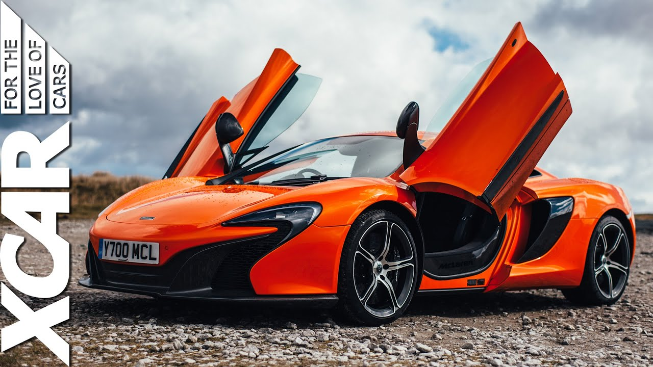 The McLaren 650S Is Almost The Perfect Car