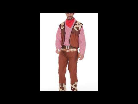 Disfraz de Cowboy para hombre.