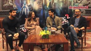 John Abraham and Sonakshi Sinha's Interview| Force 2 | Tahir Raj Bhasin | Director Abhinay Deo