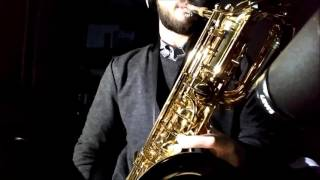 Everything Went Numb - Streetlight Manifesto : Baritone Sax Cover