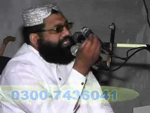 Molana Akram Zahid Bhutvi part3.(Ahlehadees Conference Malkay Kalan Sialkot 2011)