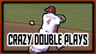 Amazing Double Plays | MLB (HD)